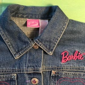 Barbie Blue Jean Jacket